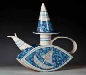Arte-Aperitivo America's Cup - Personale di Maria Sabetti